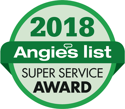 Angies List Super Painting Service Award 2018